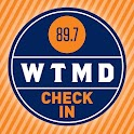WTMD's Great Baltimore CheckIn icon