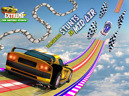 Extreme Car Driving Stunt GT Racing City Simulator for PC-Windows 7,8,10 and Mac apk screenshot 7