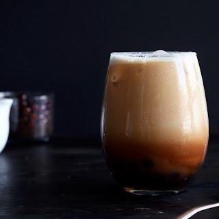 Coconut Thai Tea (with bubble tea option)