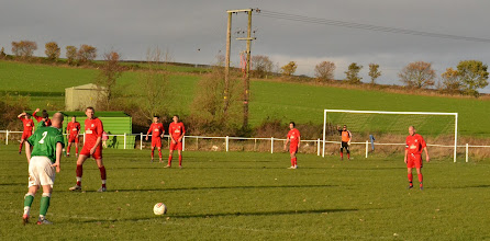 Photo: 26/11/11 v Southwell City (Central Midlands League South Div) 2-2 - contributed by Andy Gallon