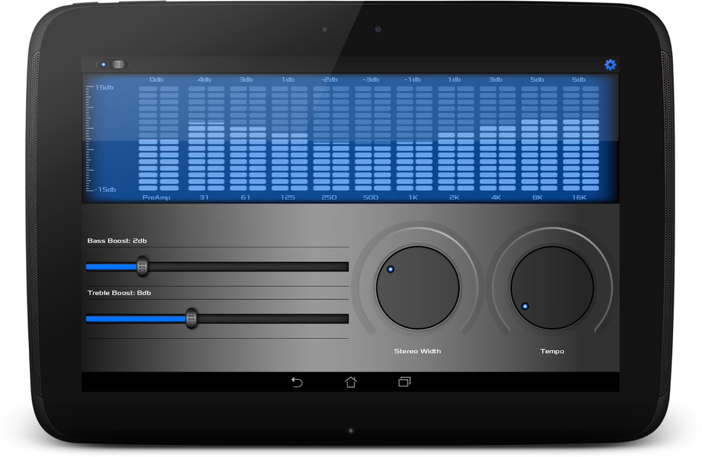 Equalizer Ultra™ Booster EQ- screenshot