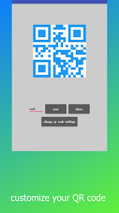 QRG - QR code generator & scanner - náhled