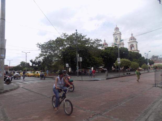 F:3.- El EspinalPlaza Simón Bolívar1.JPG