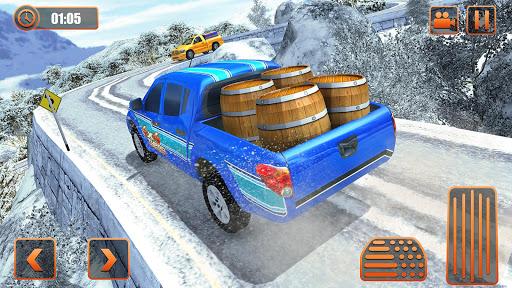 Offroad Pickup Truck Cargo Duty 2.0 Screenshots 8