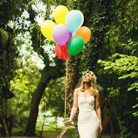 by Dušan Marčeta - Wedding Bride