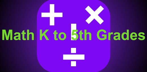 Math Practice K to 5th Grade APK