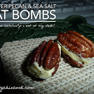 Butter Pecan Fat Bombs – Cr*p I Eat at My Desk.