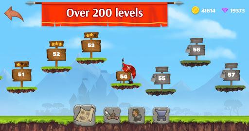 Catapult - castle & tower defense screenshot 5