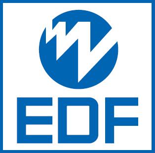 Logo EDF : de 1972 à 1987