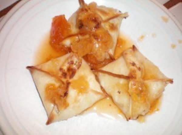 Baked Crab Wontons Recipe