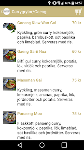 Thai House Växjö- screenshot thumbnail