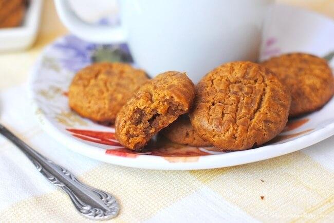 Keto Peanut Butter Cookies Recipe