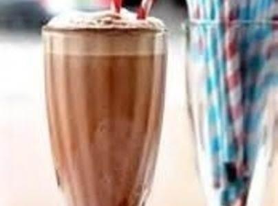 Double Chocolate Shake