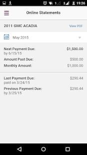 Ally Auto Mobile Pay - screenshot thumbnail