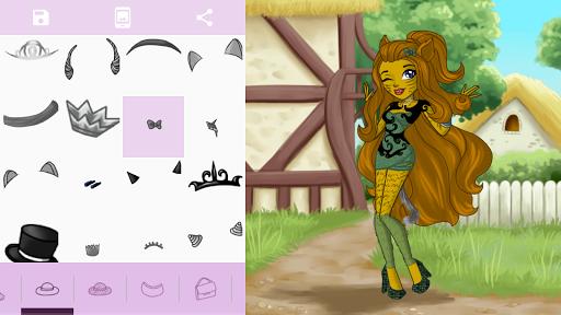 Avatar Maker: Monster Girls screenshot 13