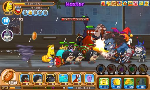 Larva Heroes: Lavengers 2.6.8 screenshots 4