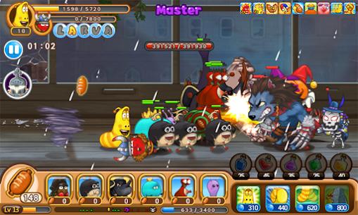 Larva Heroes: Lavengers (MOD, Unlocked All Heroes/Units/Skills) 4