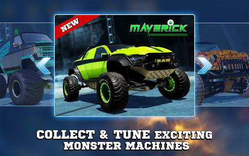 Monster Trucks Racing 2020  screenshots 19