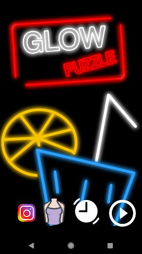 Glow Puzzle 4.9.5 screenshots 1