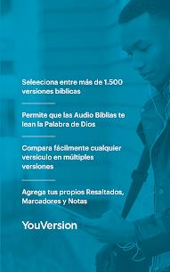 Santa Biblia Reina Valera 1960 + Audio Gratis 6