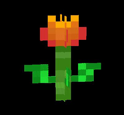 fleur du feulave
