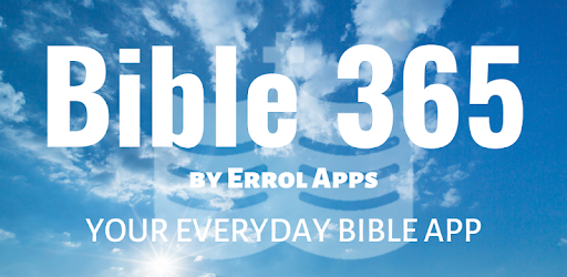 Bible 365 - Daily Verse Bible App - King James Bible - Holy Bible - Bible Verses
