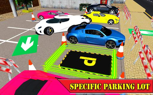 Sports Car Parking: New Street Parking 3D