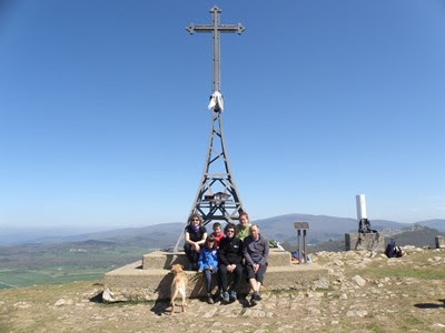 Cruz de Ganalto (898 m.)
