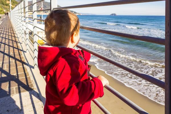Il mare dal suo punto di vista di Marco Spinelli
