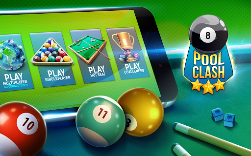 Pool Clash: 8 Ball Billiards & Top Sports Games modavailable screenshots 5