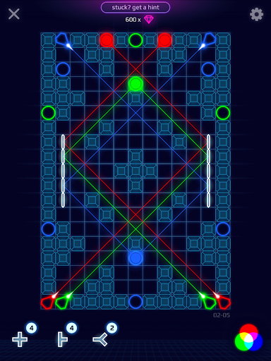 Laser Dreams - Brain Puzzle screenshot 8