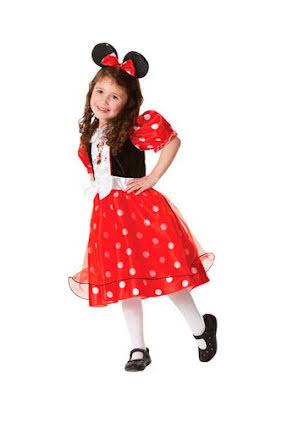 Mimmiklänning, barn L