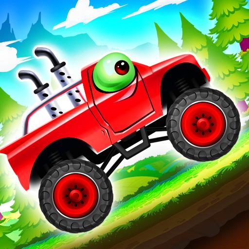 Monster Trucks Action Race