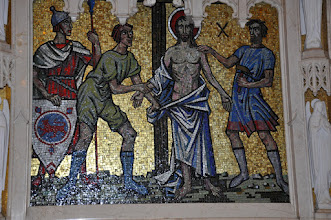 Photo: Tenth Station: Christ is stripped of his garments