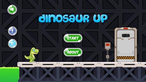 Dinosaur Up  captures d'u00e9cran 1