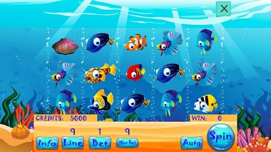 Aquarium Slot - náhled