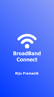 Broadband Connect - náhled