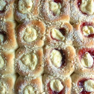 Fruit Cheese Kolaches Recipes
