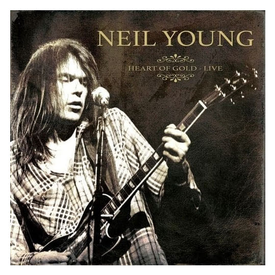 Neil Young - Heart Of Gold Live (10CD)