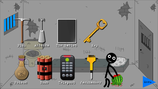 Stickman Jailbreak : Funny Escape Simulation filehippodl screenshot 1