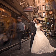 Wedding photographer Kenny Toh (kennytohphotogr). Photo of 03.08.2016