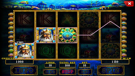 Ocean Lord - slot 1.2.3 screenshot 355446