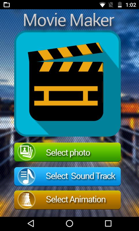 Приложение movie maker на андроид
