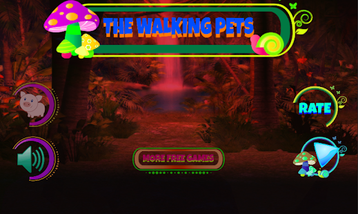 The Walking Pets : FREE GAME- screenshot thumbnail