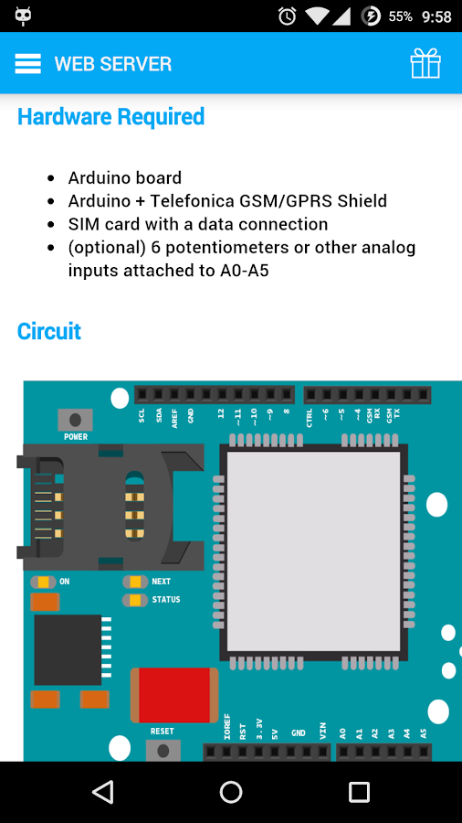 Arduino Libraries Free- screenshot