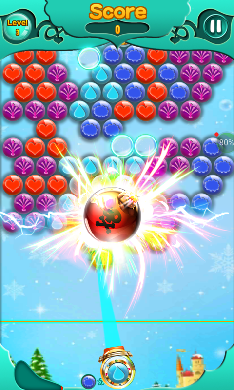 bubble shooter online play free