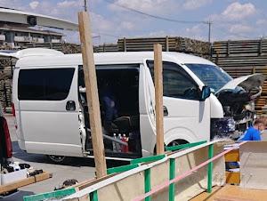 ハイエース  グランドキャビンのカスタム事例画像 kobayashi【cross company】さんの2021年04月13日19:48の投稿