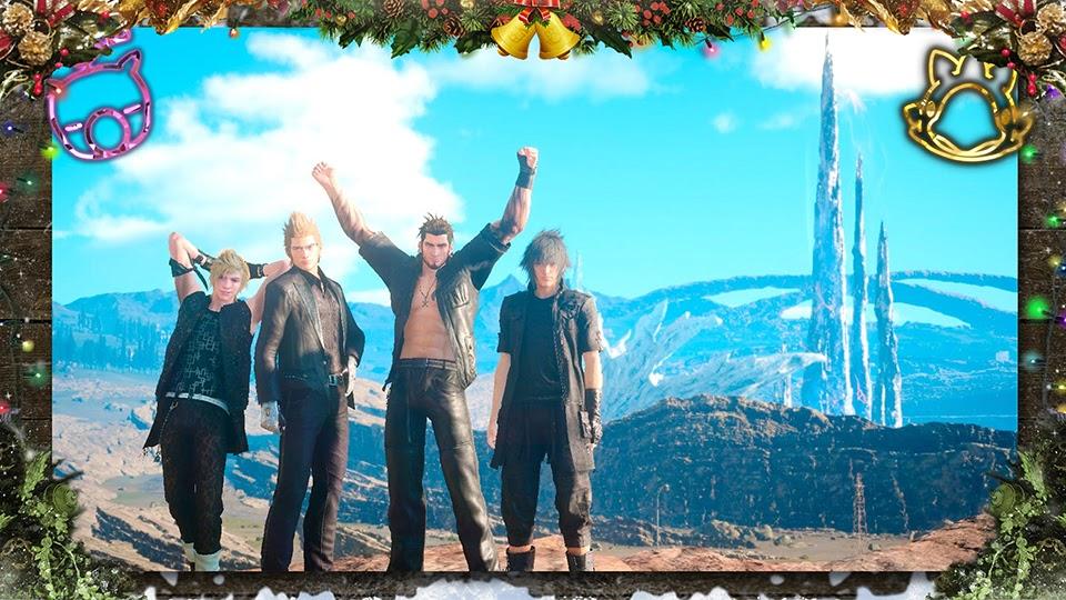 [Final Fantasy XV] กำหนดการณ์อัพเดท และ DLC ชุดที่ 3