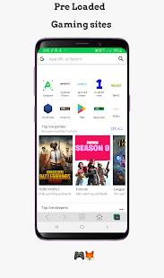 App Gamer Browser APK for Windows Phone
