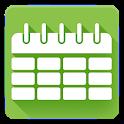 School Schedule Deluxe Retro icon